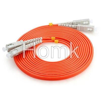 SCPC-SCPC MM DX 3m Fiber Patch Cord