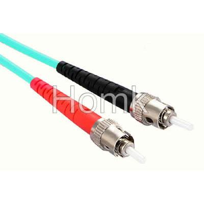 ST OM3 Fiber Optic Pigtail