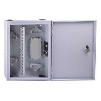Wall-Mounted 96 core Fiber Optic Distribution Box